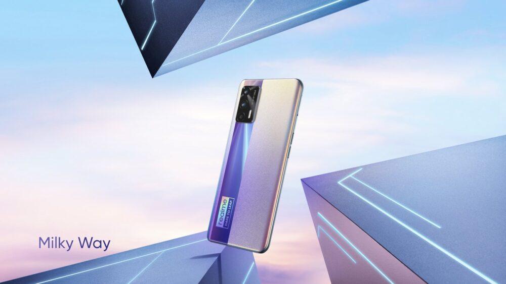 Realme X7 Max 5G: subiendo el listón gracias al procesador Dimensity 1200 y pantalla a 120 Hz 2