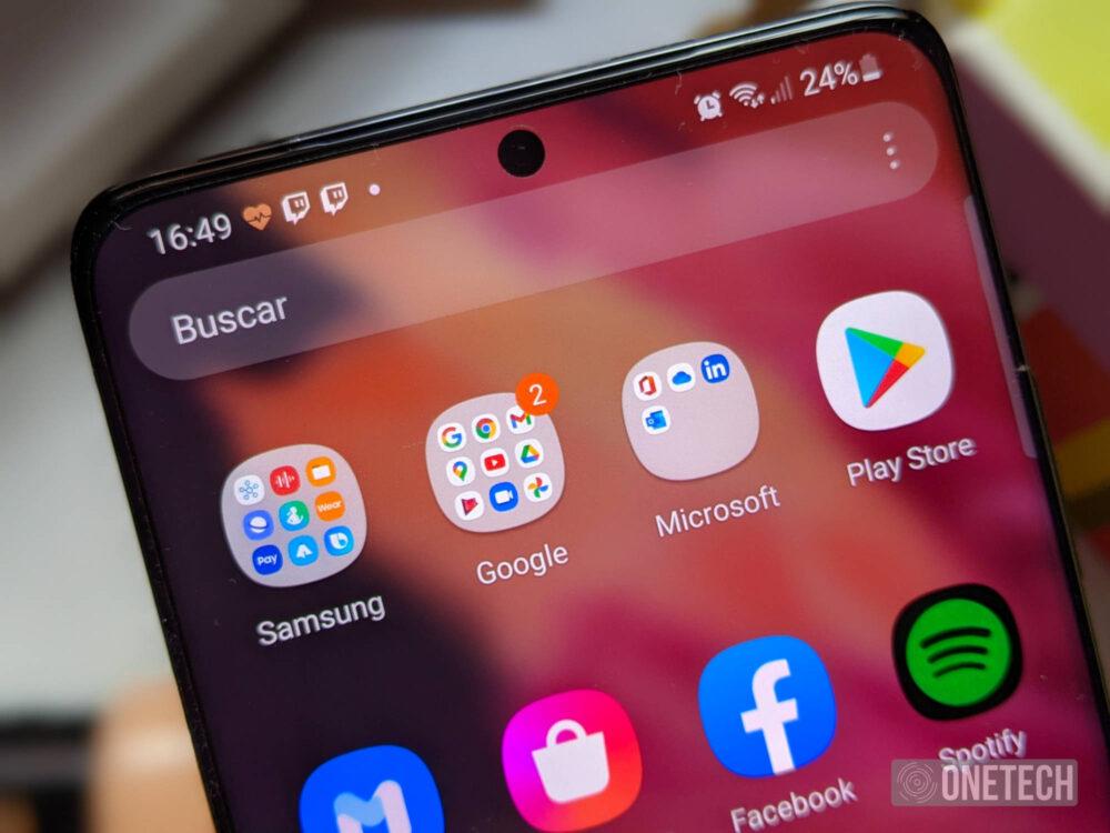 Samsung Galaxy S21 Ultra 5G - Análisis y opinión 71
