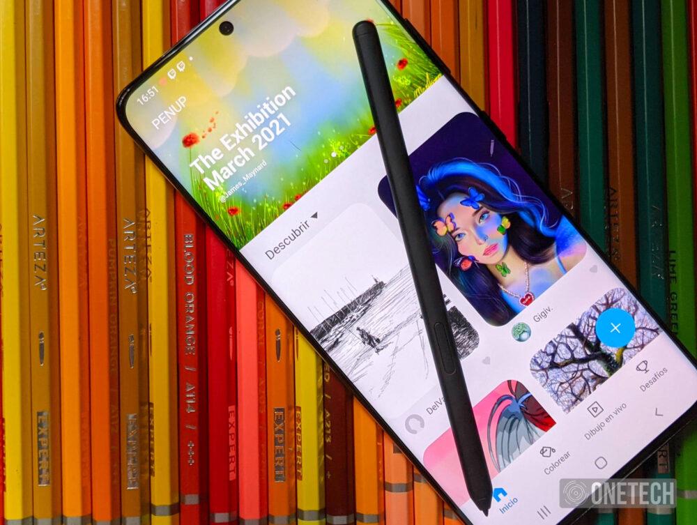 Samsung Galaxy S21 Ultra 5G - Análisis y opinión 69