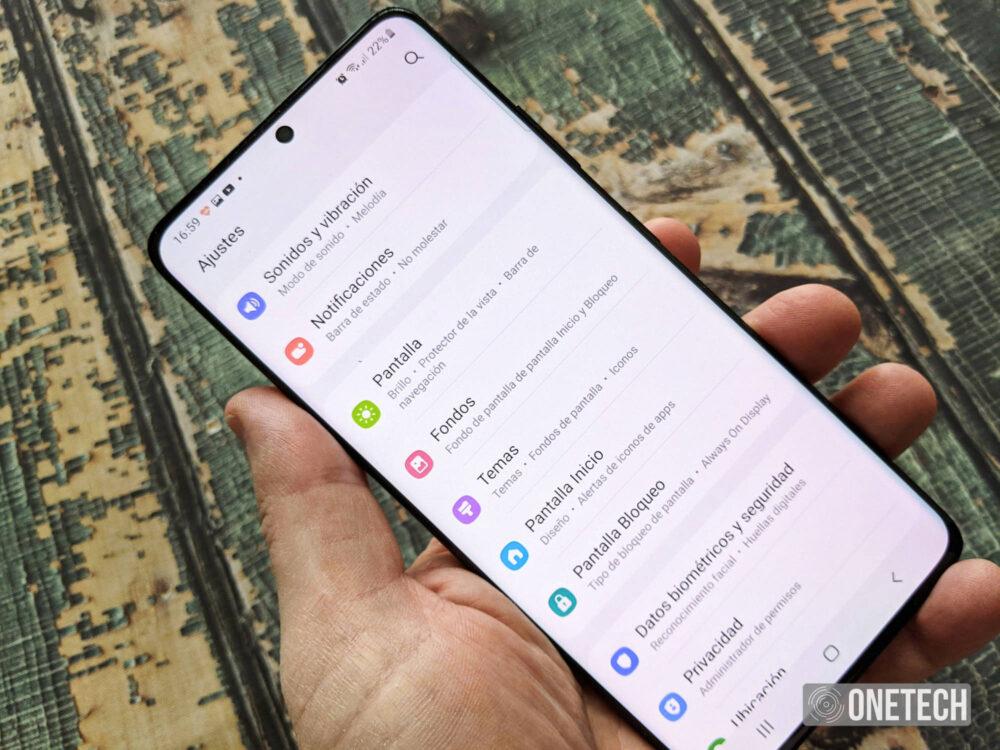 Samsung Galaxy S21 Ultra 5G - Análisis y opinión 23