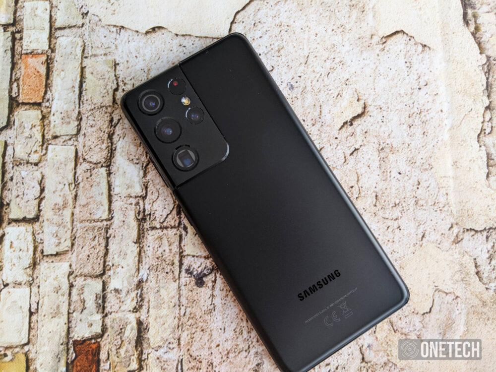 Samsung Galaxy S21 Ultra 5G - Análisis y opinión 2
