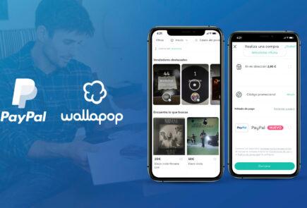 Podrás pagar en Wallapop con tu cuenta de PayPal