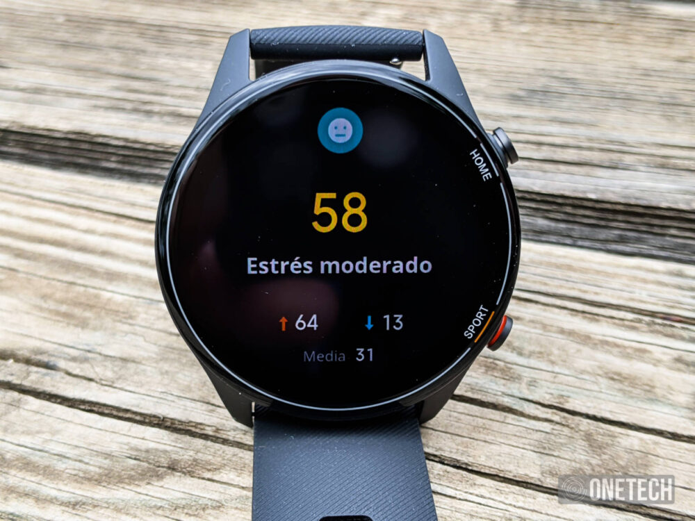 Xiaomi Mi Watch: un aspirante a mejor smartwatch económico - Análisis 4