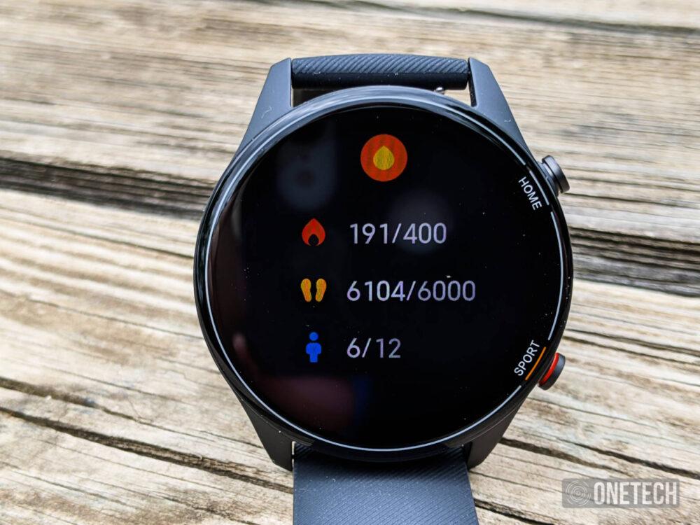 Xiaomi Mi Watch: un aspirante a mejor smartwatch económico - Análisis 6