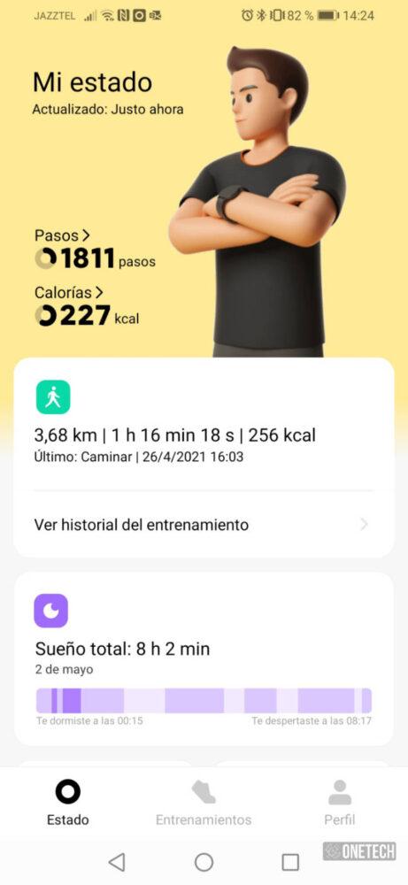 Xiaomi Mi Watch: un aspirante a mejor smartwatch económico - Análisis 16