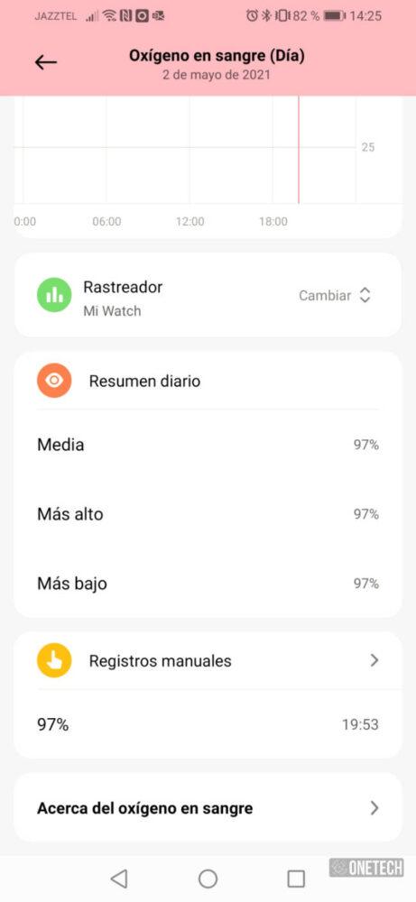 Xiaomi Mi Watch: un aspirante a mejor smartwatch económico - Análisis 25