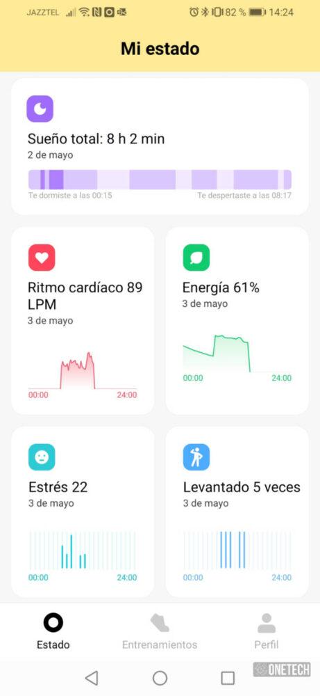 Xiaomi Mi Watch: un aspirante a mejor smartwatch económico - Análisis 17