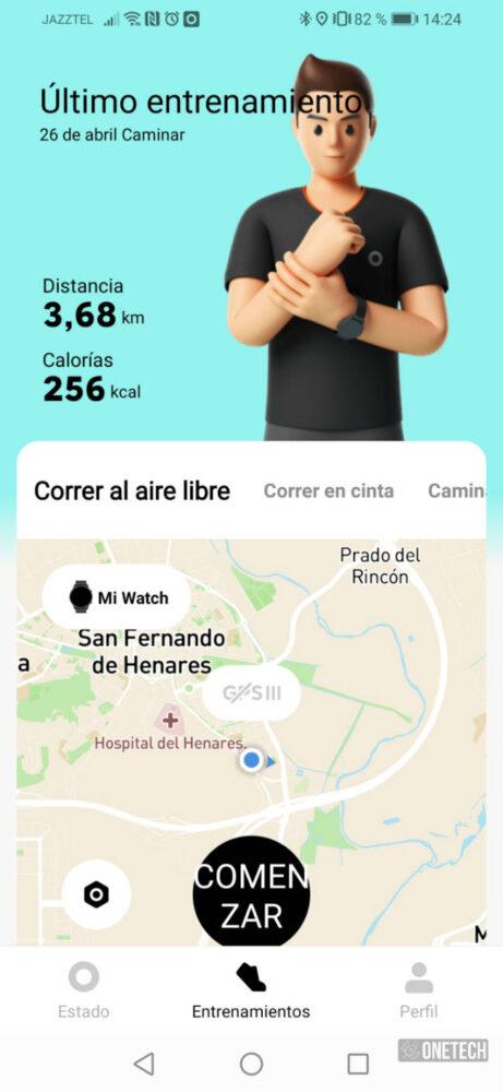 Xiaomi Mi Watch: un aspirante a mejor smartwatch económico - Análisis 18