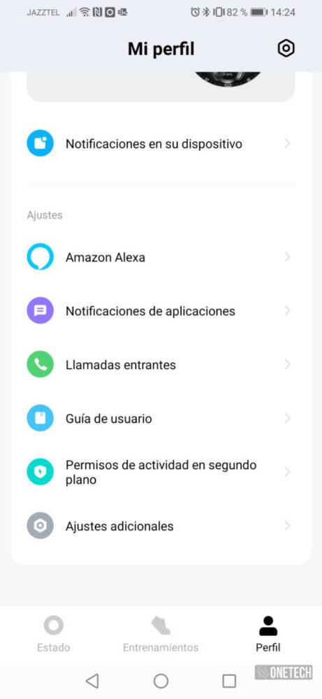 Xiaomi Mi Watch: un aspirante a mejor smartwatch económico - Análisis 20