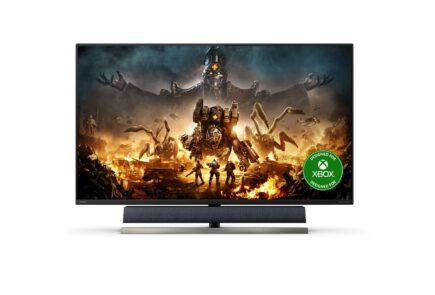 Philips Momentum, monitor gaming 4K de 55 pulgadas diseñado para Xbox 33