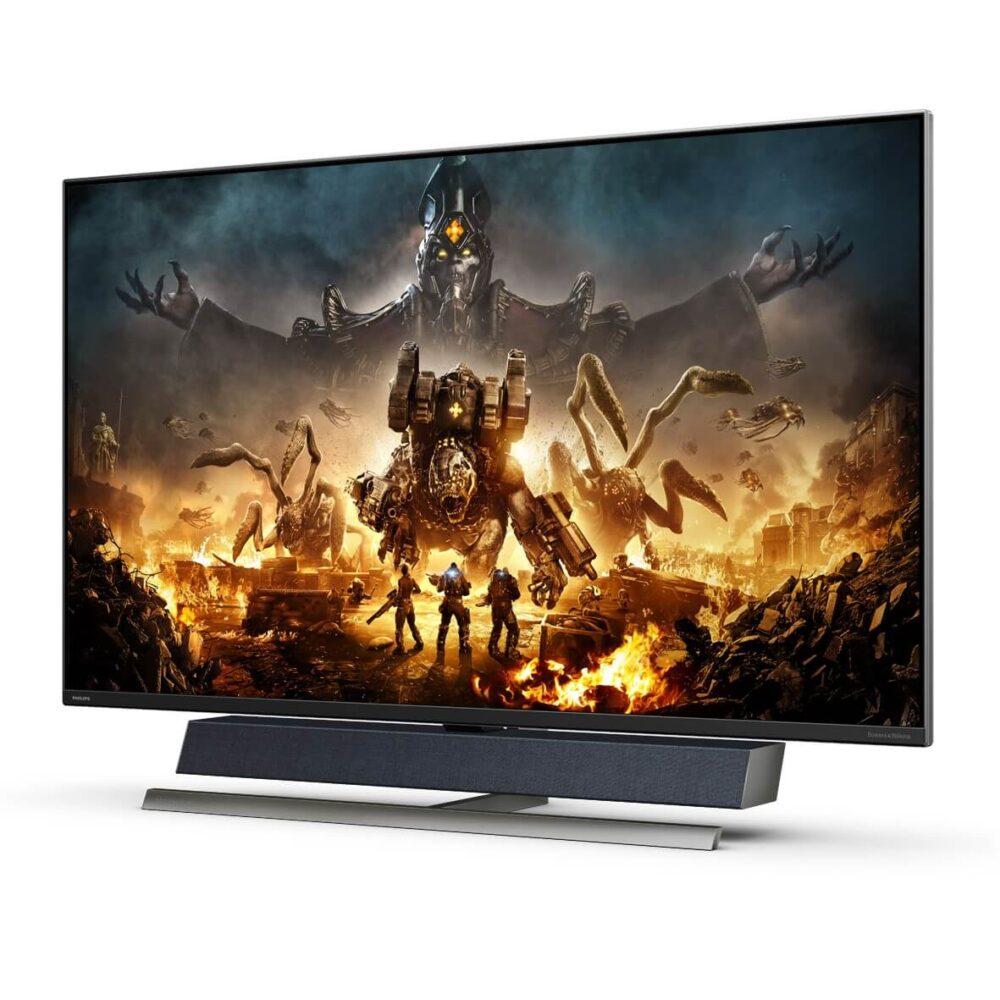 Philips Momentum, monitor gaming 4K de 55 pulgadas diseñado para Xbox 2