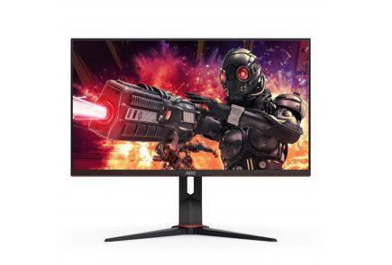 Nuevo AOC U28G2XU monitor con resolución 4K, refresco de 144 Hz y respuesta de 1 ms 1