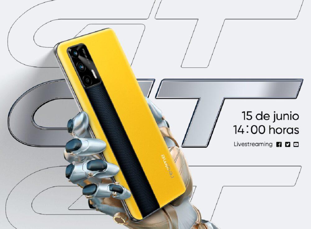 Sigue el evento de presentación del Realme GT y nuevos productos AIoT en España 1