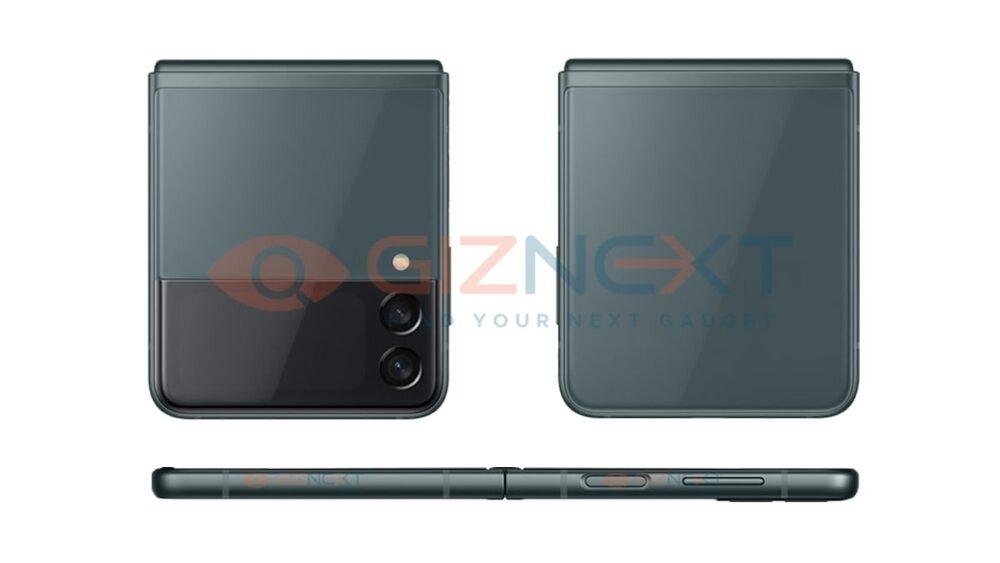 El Samsung Galaxy Z Flip 3 pierde casi todos sus secretos en una nueva filtración 9