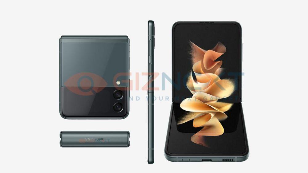 El Samsung Galaxy Z Flip 3 pierde casi todos sus secretos en una nueva filtración 8