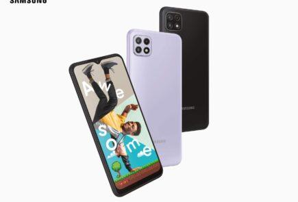 Samsung Galaxy A22 5G y Galaxy A22, nuevos modelos para la gama media 1