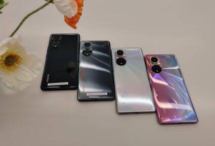 El Honor 50 se muestra en fotografías reales confirmando su esencia Huawei 3