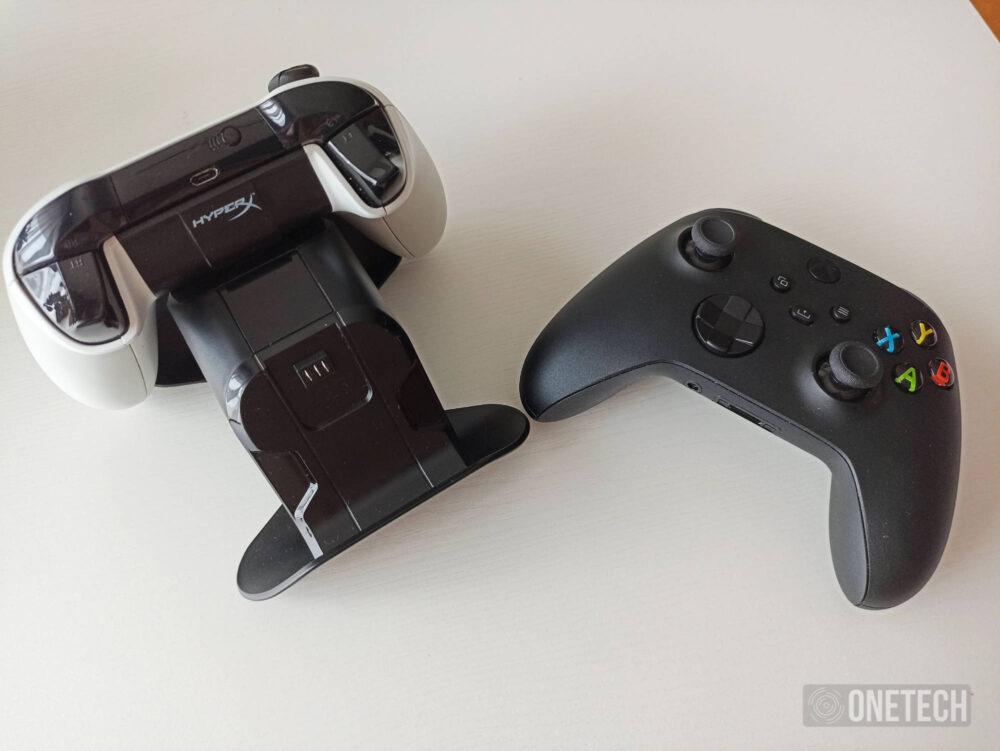 HyperX ChargePlay Duo: estación de carga para mandos Xbox Series X|S y Xbox One - Análisis 17