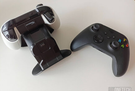 HyperX ChargePlay Duo: estación de carga para mandos Xbox Series X|S y Xbox One - Análisis 4