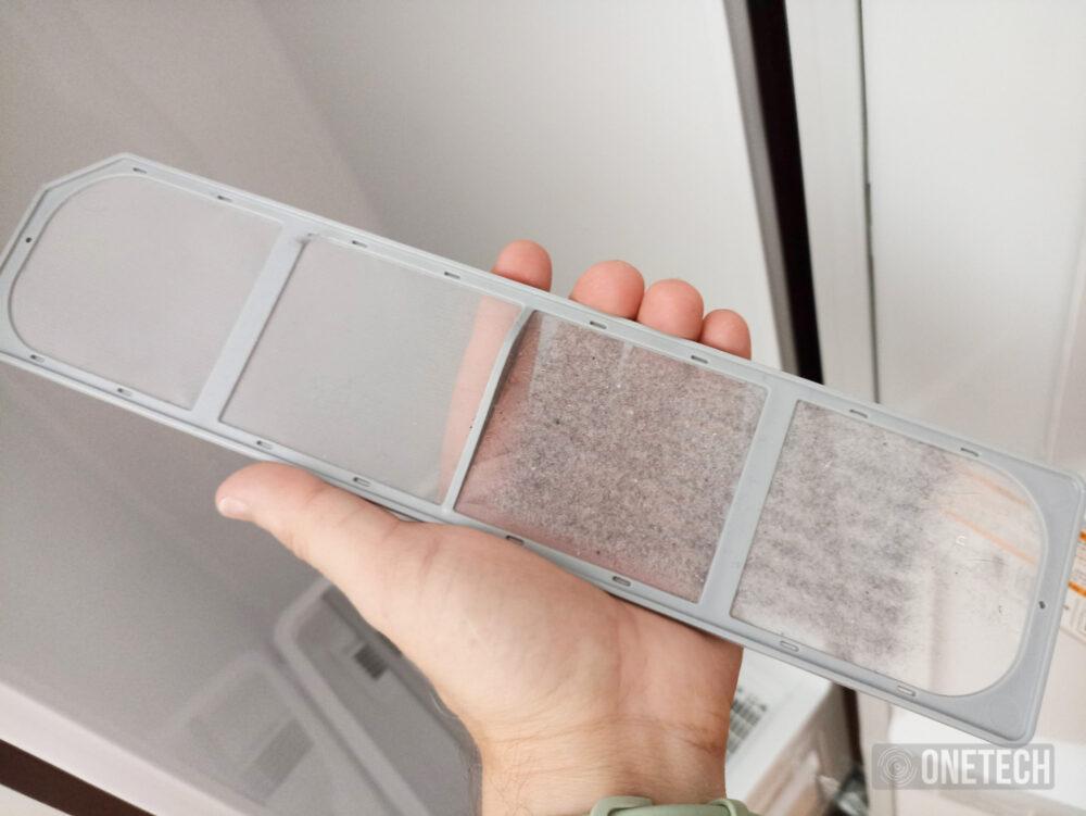 LG Vapor Cleaner Styler: tintorería e higienización en nuestra casa - Análisis 19
