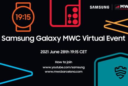 Samsung anuncia su evento virtual para el MWC 2021 1