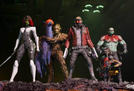 Marvel's Guardians of the Galaxy, Square Enix nos deleita con su trailer en el E3 2021 1