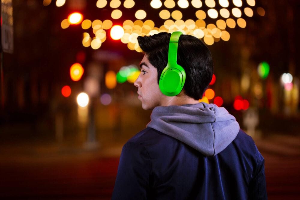 Razer Opus X, más color y menor precio para estos nuevos auriculares con cancelación de ruido 1