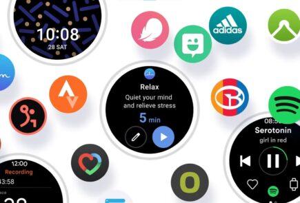 One UI Watch, el nuevo sistema de Samsung para los Galaxy Watch 2