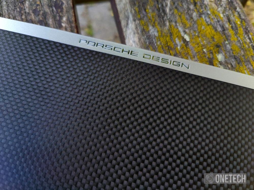Porsche Design Acer Book RS: un portátil con fibra de carbono - Análisis 11