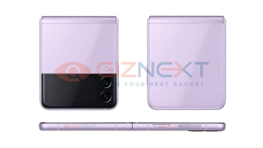 El Samsung Galaxy Z Flip 3 pierde casi todos sus secretos en una nueva filtración 5