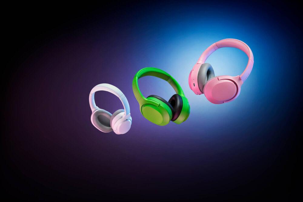 Razer Opus X, más color y menor precio para estos nuevos auriculares con cancelación de ruido 2