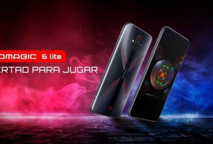 Nubia RedMagic 6 Lite, potencia y alta tasa de refresco a un precio contenido 1
