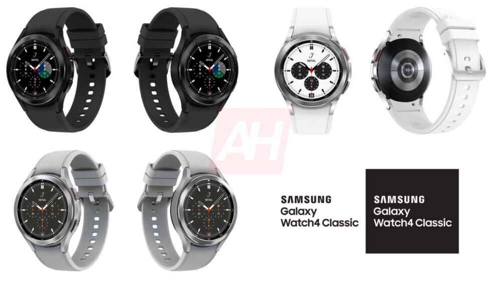 """Samsung Galaxy Watch 4 """"Classic"""""""