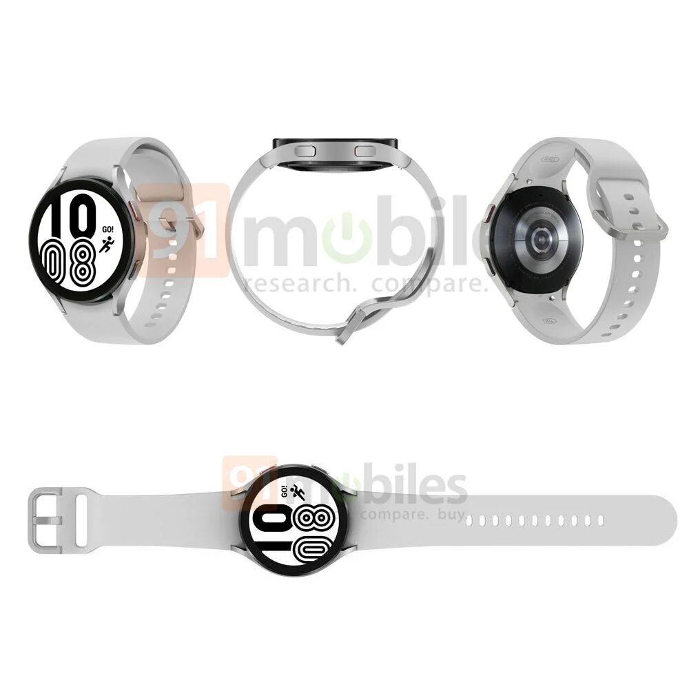 Samsung Galaxy Watch 4: Nuevas imágenes y especificaciones filtradas 1