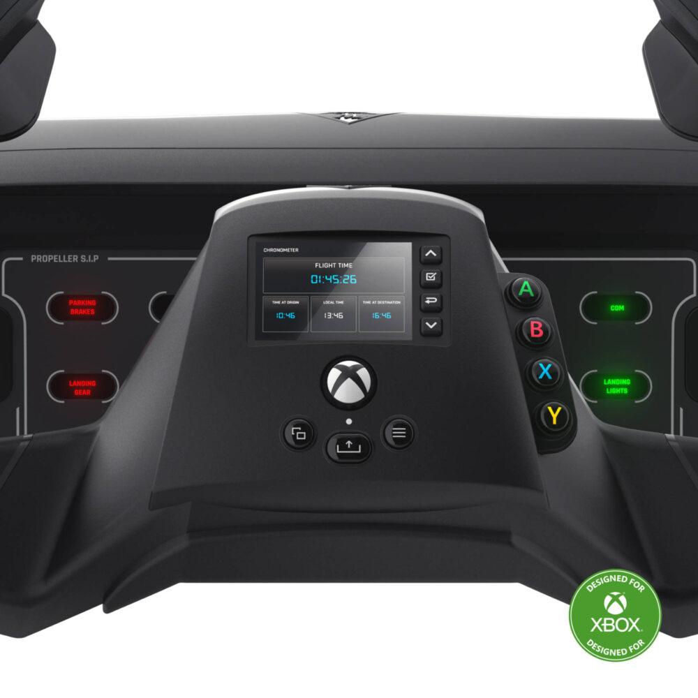 VelocityOne Flight, el nuevo simulador de vuelo de Turtle Beach para Xbox 2