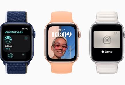 Los Apple Watch Series 7 vendrían con pantallas más grandes 3