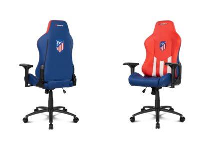 Drift lanza una silla Gamer dedicada al Atlético de Madrid 5