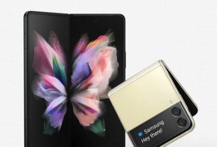 Los Samsung Galaxy Z Fold 3 y Flip 3 se muestran en nuevas imágenes 11