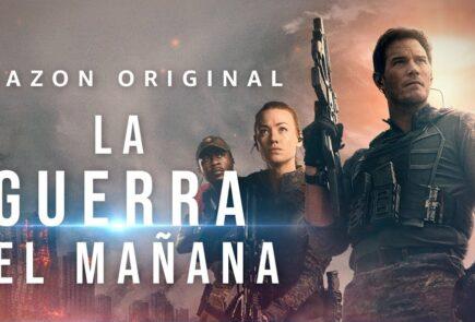Estrenos en Julio de Amazon Prime Video: La Guerra del Mañana, EL Cid T2 y más 2