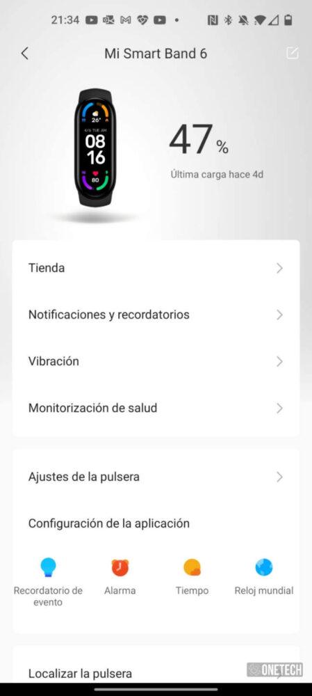 Xiaomi Mi Band 6, probamos la nueva edición del