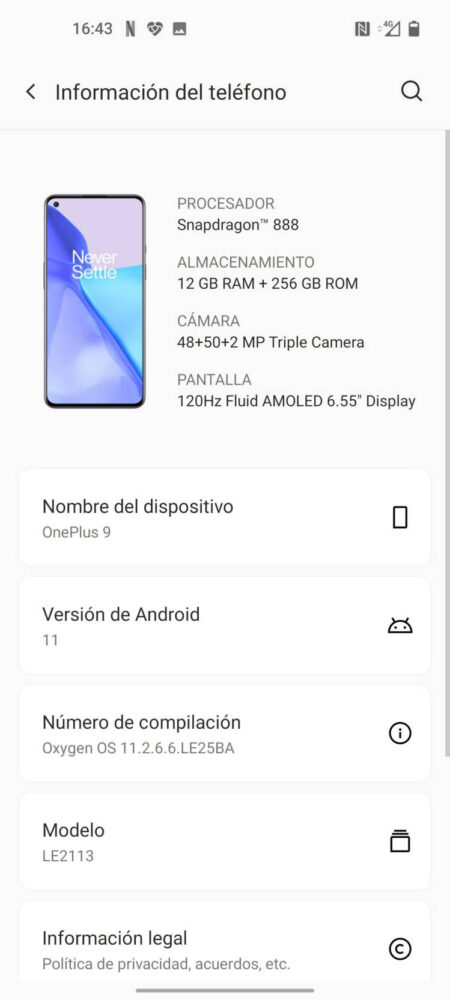 OnePlus 9: análisis completo en Español - Review 25