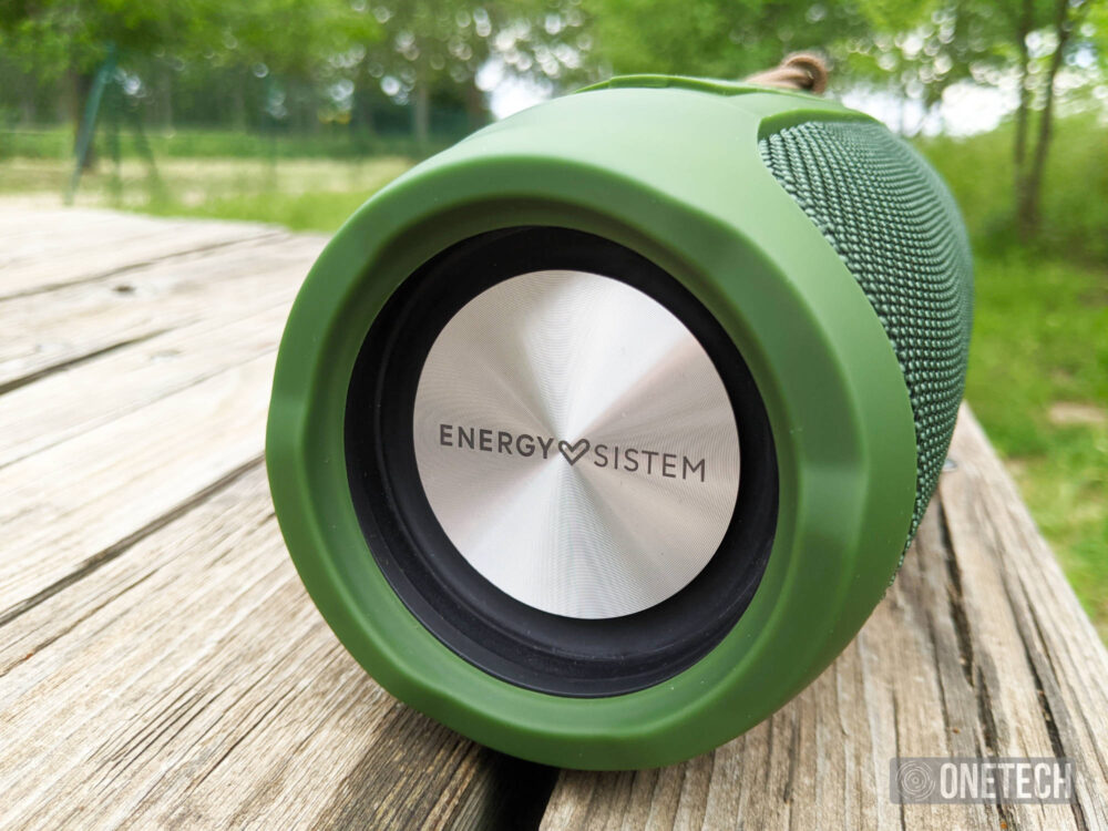 Energy Sistem Urban Box 5+ Army - Análisis 6