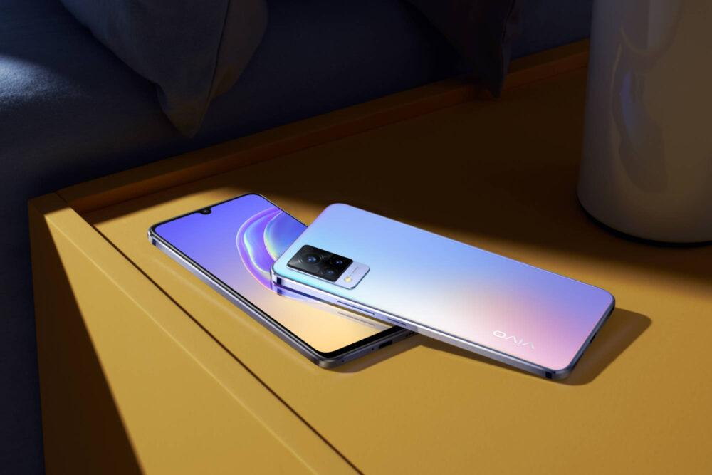 El Vivo V21 5G llega a España con cámara frontal de 44 MP y pantalla a 90 Hz 2