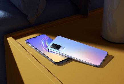 El Vivo V21 5G llega a España con cámara frontal de 44 MP y pantalla a 90 Hz 1