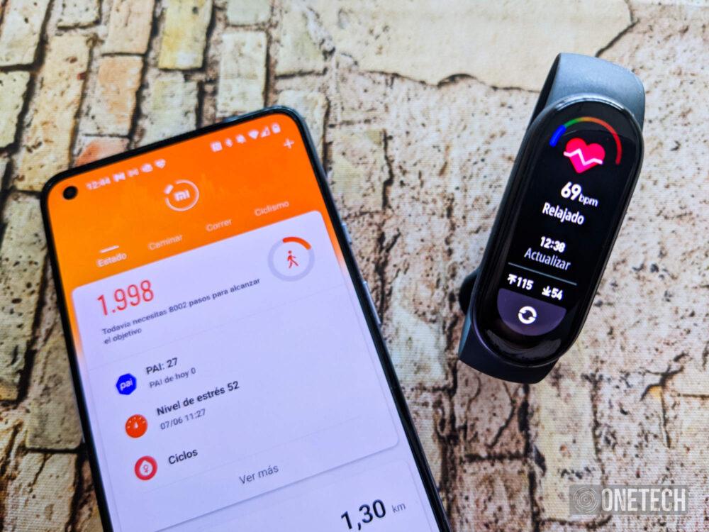 Xiaomi Mi Band 6 App