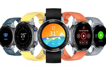 El ZTE Watch GT sale de china y se deja ver en el MWC 2021 2