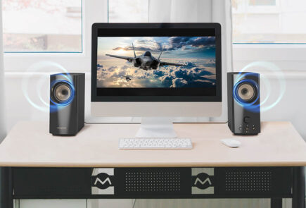 Creative T60, nuevos altavoces de escritorio con sonido Surround de Sound Blaster 3
