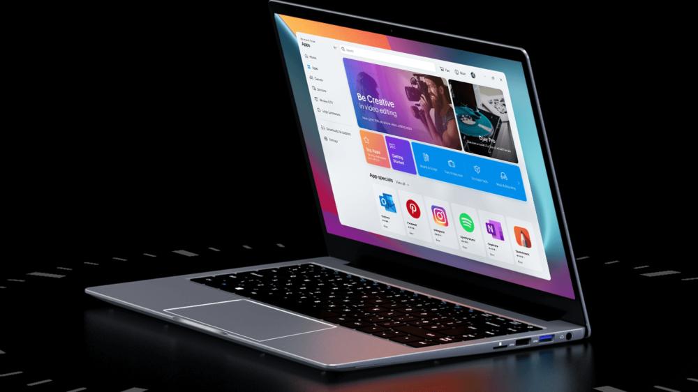 Blackview AceBook 1, el primer portátil de la compañía china presume de precio y resistencia 1