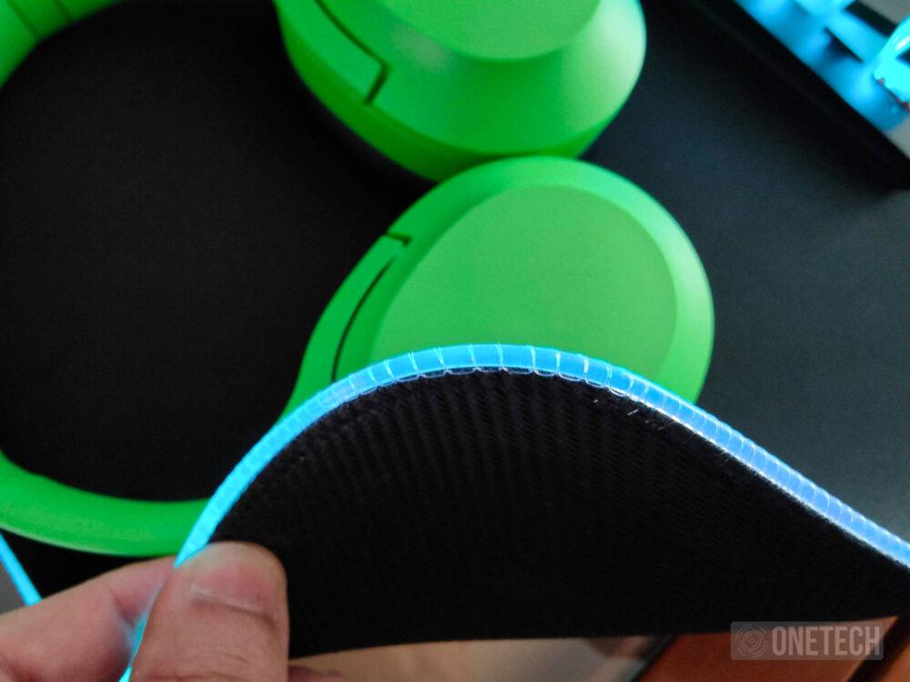 ESG P5 RGB la alfombrilla XL para gamers de Energy Sistem - Análisis 3
