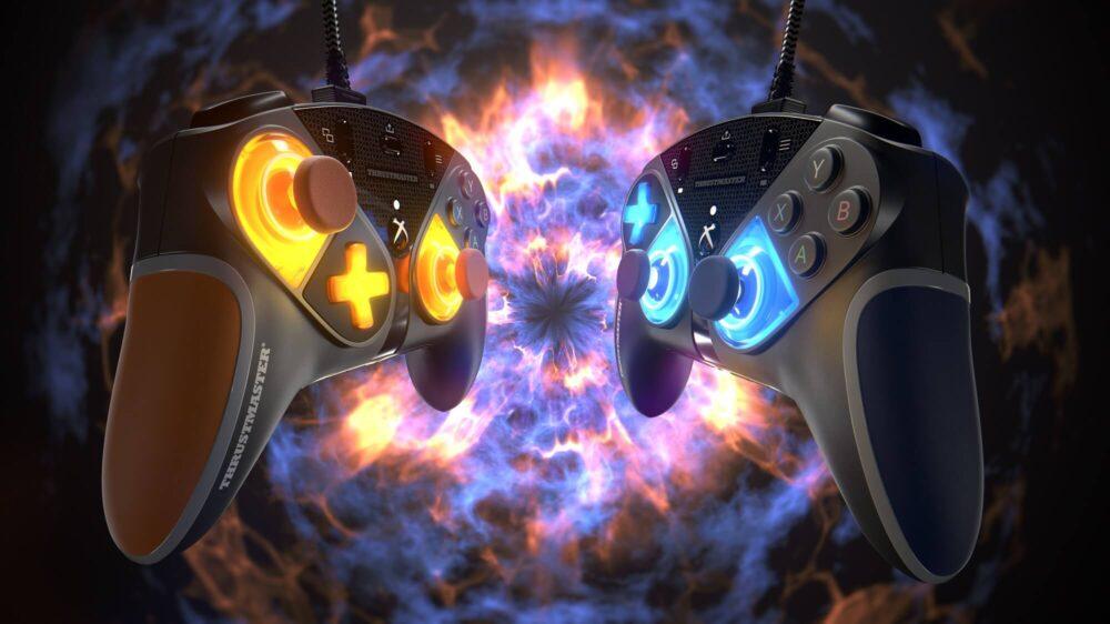 Thrustmaster lleva la personalización de los mandos Xbox a otro nivel con los ESWAP X LED CRYSTAL COLOR PACKS